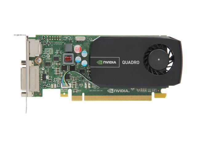 New PNY Quadro 410 512MB 64-bit DDR3 PCI Express 2.0 x16 Low Profile Workstation Video Card(SaveMart)