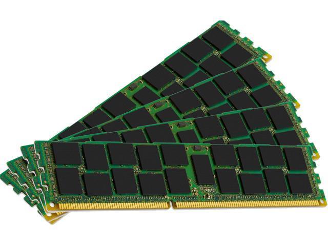 NOT FOR PC/MAC! 16GB 4X4GB Dell PowerEdge R710 Server RAM PC3-10600 ECC REG DIMM