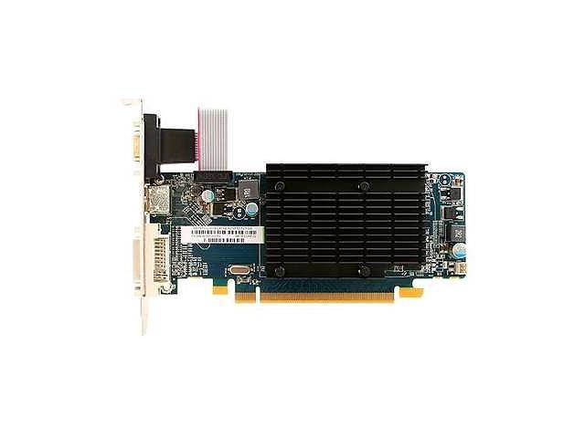 New SAPPHIRE Radeon HD 5450 1GB 64-bit DDR3 PCI Express 2.1 x16 HDCP Ready Low Profile Ready Video Card(SaveMart)