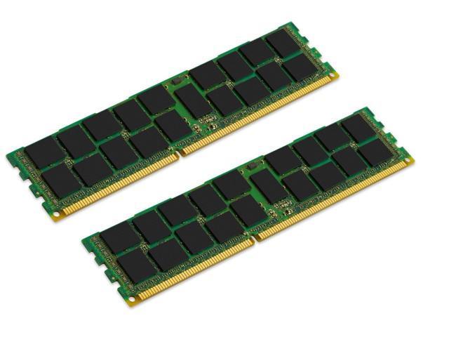 NOT FOR PC/MAC! 8GB 2X4GB PC3-10600 ECC REGISTERED Memory Dell PowerEdge T410
