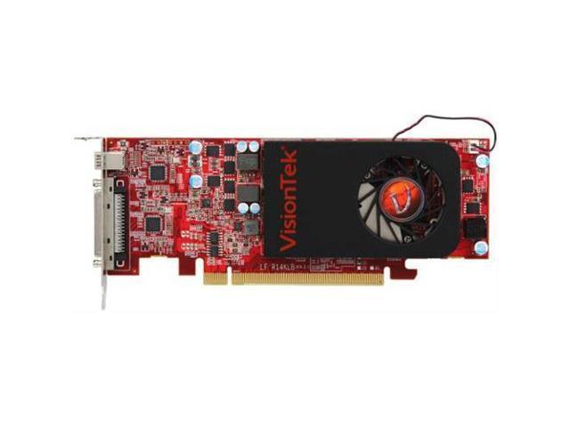 New VisionTek 900669 AMD Radeon HD 7750 1GB 128-Bit DDR3 PCI Express 3.0 Video Card(SaveMart)