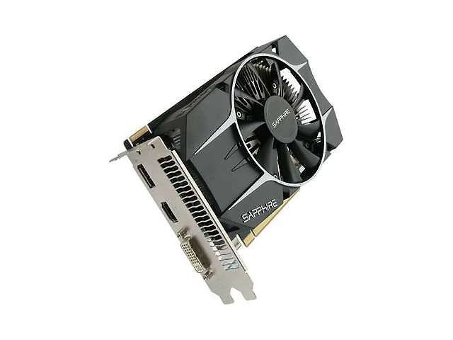 SAPPHIRE AMD Radeon R7 260X 2GB PCI Express 3.0 Video Card