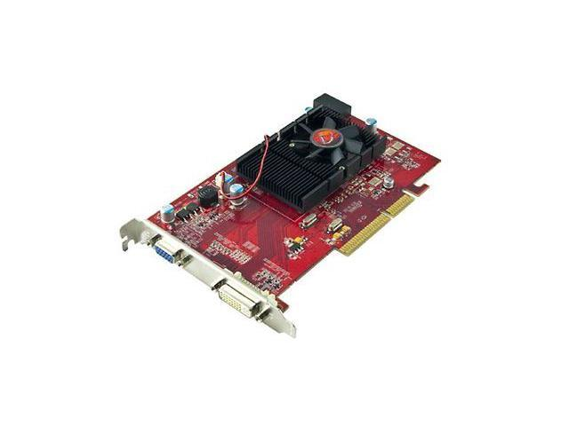 New VisionTek 900374 ATI Radeon HD 3450 512MB 64-Bit DDR2 AGP 8X Video Card(SaveMart)