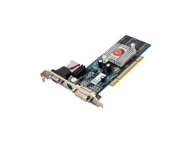 New VisionTek VTKRAD7K64P ATI Radeon 7000 64MB DDR PCI Video Card(SaveMart)