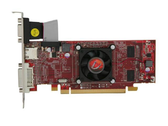 New VisionTek 900371 AMD Radeon HD 6450 1GB DDR3 PCI Express 2.1 x16 HDCP Ready Low Profile Ready Video Card(SaveMart)