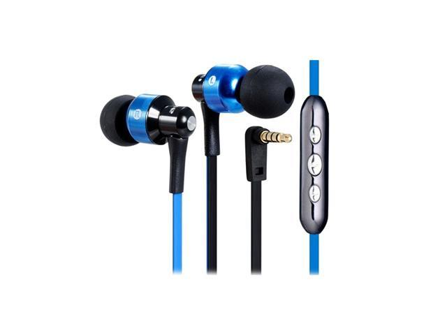 Awei TE-55Vi Super Bass In-ear Earphones with Noise Isolation (Blue)