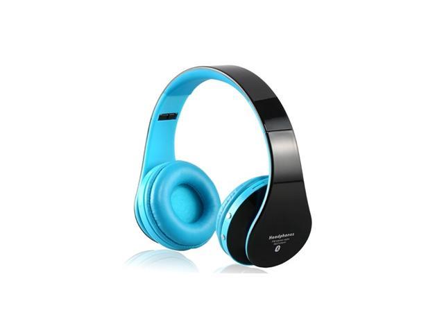 KG-5012 Multi-Function Stereo Sound Collapsible Wireless Bluetooth Headphones with Memory Card Suppo