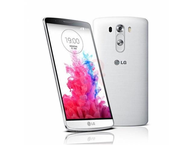 LG G3 S Beat D722 ,G3 Mini , 8GB (FACTORY UNLOCKED) WHITE