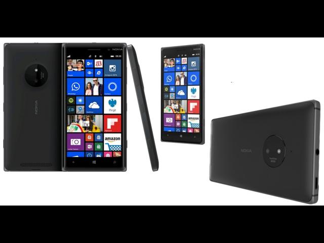 Nokia Lumia 830 (FACTORY UNLOCKED) 16GB, Black