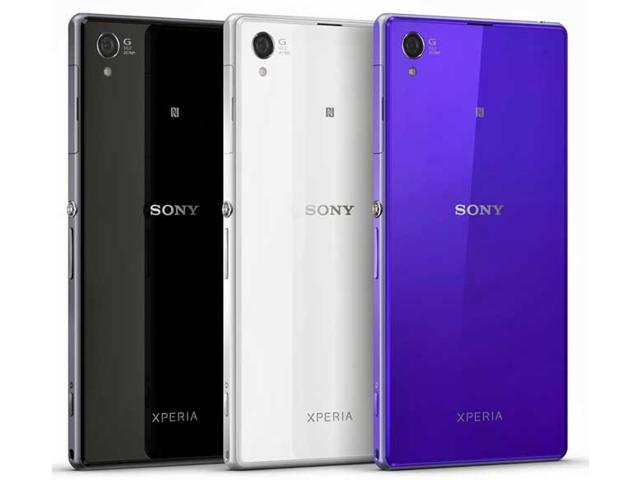 Sony Xperia Z3 D6653 16GB - Factory Unlocked - GSM International - PURPLE