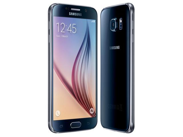 Samsung Galaxy S6 G920 64GB Unlocked GSM 4G LTE Octa-Core(Double Quad-Core) Phone - Black