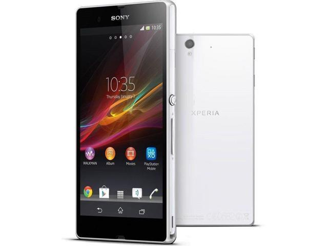 Sony XPERIA Z C6603 White (FACTORY UNLOCKED) 16GB 5