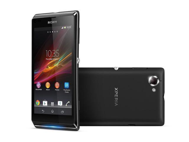 Sony Xperia L C2105 Black (FACTORY UNLOCKED) 8GB 4.3