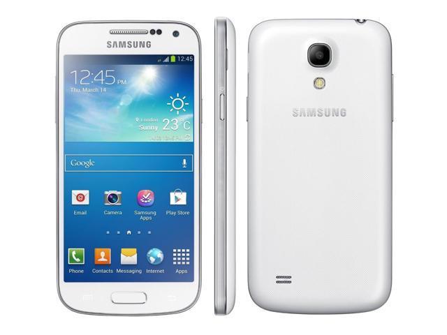 Samsung Galaxy S4 Mini GT-i9195 White (FACTORY UNLOCKED) 4.3