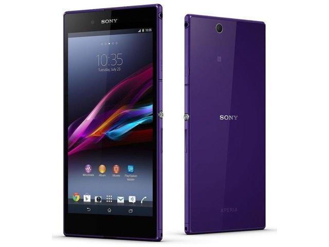 Sony XPERIA Z Ultra C6833 Purple (FACTORY UNLOCKED) 16GB 6.44
