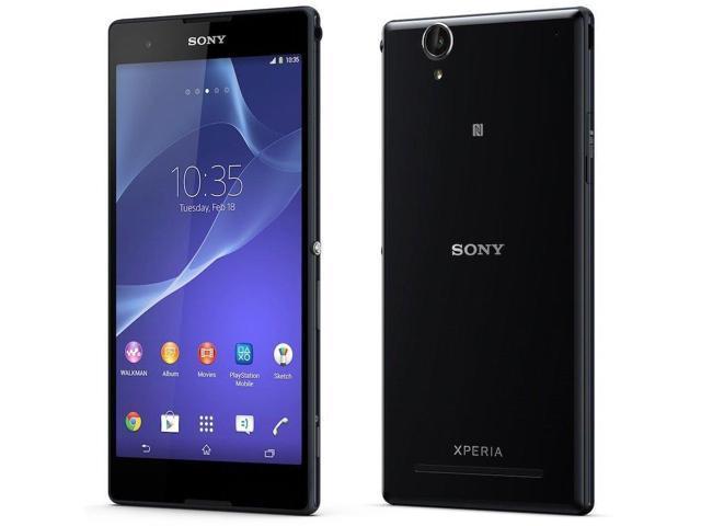 Sony XPERIA T2 ULTRA D5303 Black (FACTORY UNLOCKED) 13MP 6