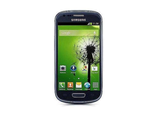 Samsung Galaxy S3 Mini VE GT-i8200 Black (FACTORY UNLOCKED) 8GB 4.0