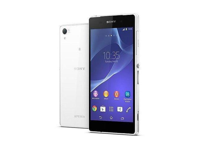 Sony XPERIA Z2 D6503 LTE (FACTORY UNLOCKED) 20.7MP 5.2