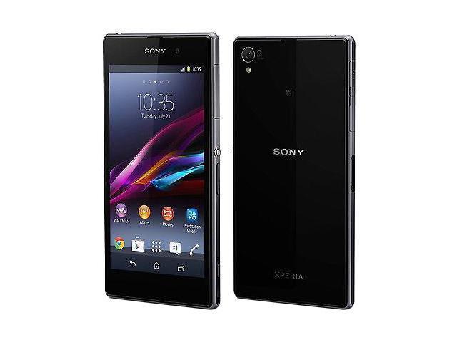 Sony XPERIA Z1 C6903 Black (FACTORY UNLOCKED) 2.2GHz Quad-Core - 20.7MP - 16GB