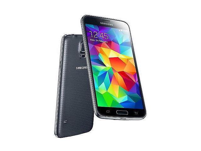 Samsung Galaxy S5 SM-G900H Octa Core Black (FACTORY UNLOCKED) 5.1' ,16MP , IP67