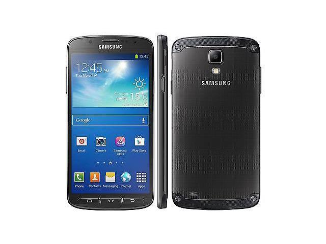 Samsung Galaxy S4 Active GT-i9295 Gray (FACTORY UNLOCKED) 16GBWater Resistant