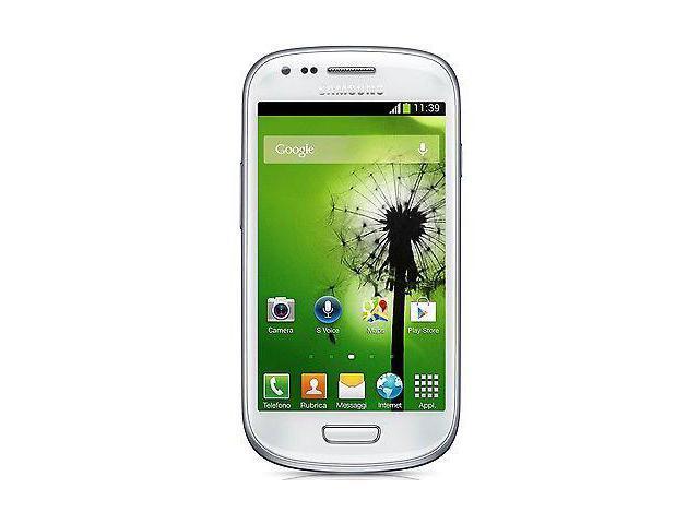 Samsung Galaxy S3 Mini VE GT-i8200 White (FACTORY UNLOCKED) 8GB 4.0