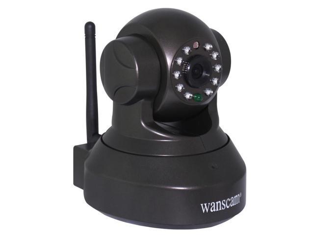Mini CCTV IP Camera WiFi WPA Network Webcam Wireless Internet Camara For Home Security Surveillance Black