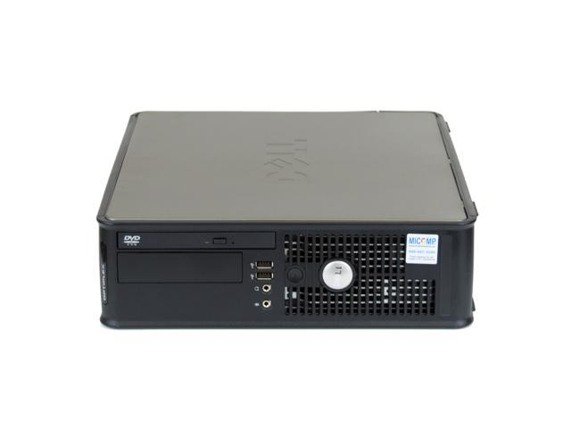 DELL Optiplex 755 Smal PC With Windows 7 - Intel Core 2 Duo 1.86Ghz, 2GB RAM, 80GB Hard Drive - 1 YEAR Warranty