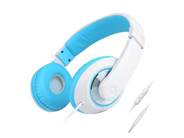 Sound Intone HD680 3.5mm Stereo Gaming Headset/In-line Volume Control/Over-ear/Noise Canceling/ Adjustable Headband/ Decent Bass Wired Headphones ...