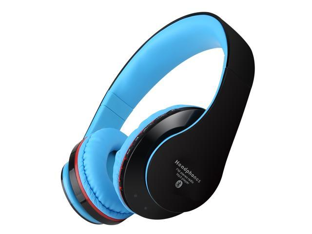 Sound Intone NK850 Bluetooth Wireless Stereo Headphones with Handsfree Built-in Mic/ /Volume Control/Adjustable Gaming Headsets for Samsung ...