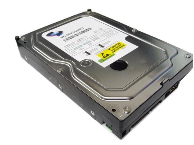 WL 500GB 8MB Cache SATA2 (3.0Gb/s) 3.5