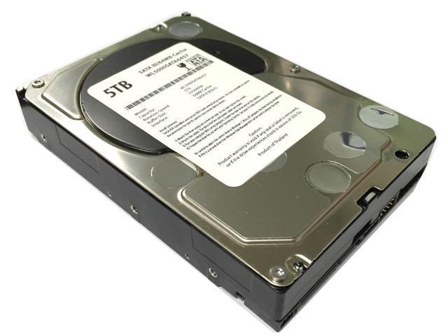 WL 5TB (5-Terabyte) 64MB Cache 5700RPM SATA 3.0Gb/s 3.5