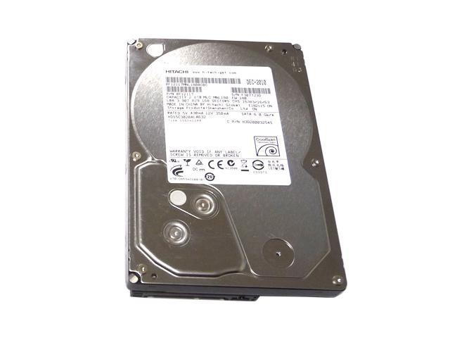 HITACHI 2TB 32MB Cache CoolSpin (Low Power & Quiet) SATAIII 6.0Gb/s 3.5