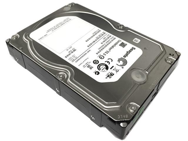 Seagate Constellation ES.3 ST4000DX000 4TB 7200RPM 128MB Cache SATA III (6.0Gb/s) 3.5