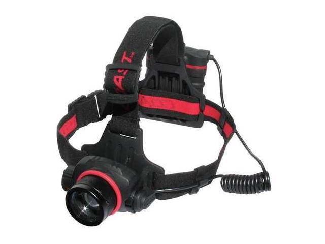 COAST HL8 Headlamp,LED,344 Lm,Black