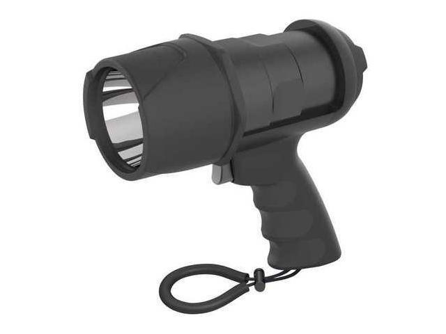 RAYOVAC OT6AASPB LED Spotlight, IPX7, 500 lm, Black