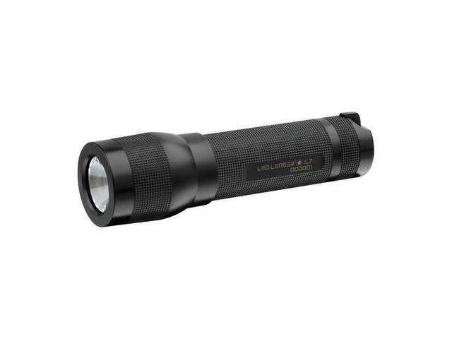LED LENSER L7 Handheld Flashlight, LED, 100 lm, Black