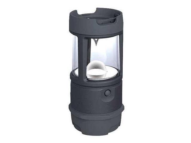 RAYOVAC OT3DLNB LED Lantern, IPX7, 400 lm, Black