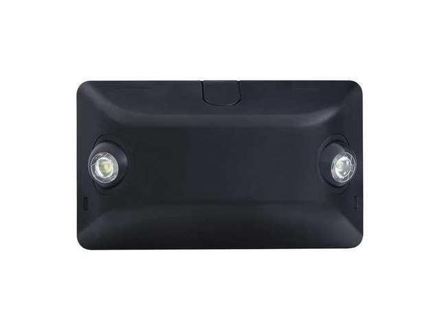 DUALLITE EVR2B Remote Head, LED, Black