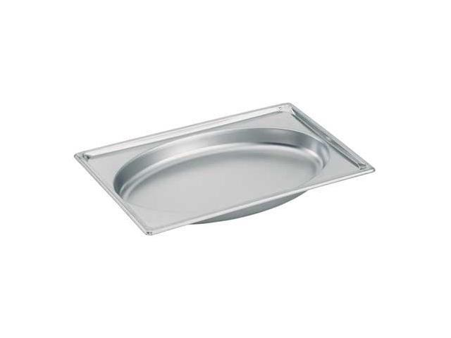 VOLLRATH 3101020, Steam Table Pans, Full Oval