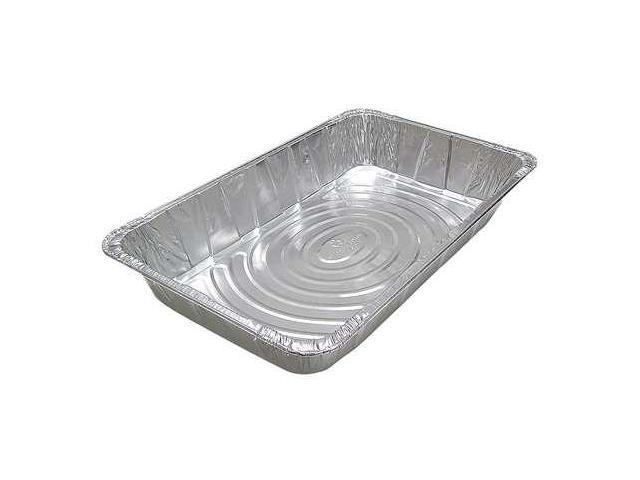 PACTIV Y6050XH Steam Table Pan, Full Size, PK 40