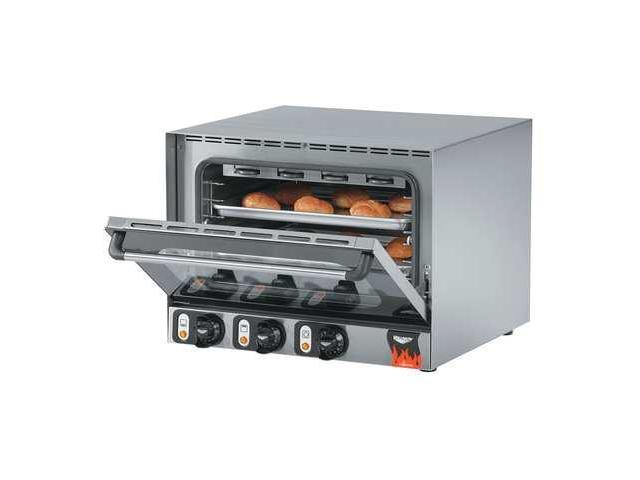 VOLLRATH 40703 Convection Oven, 23 1/2 x 23 1/2