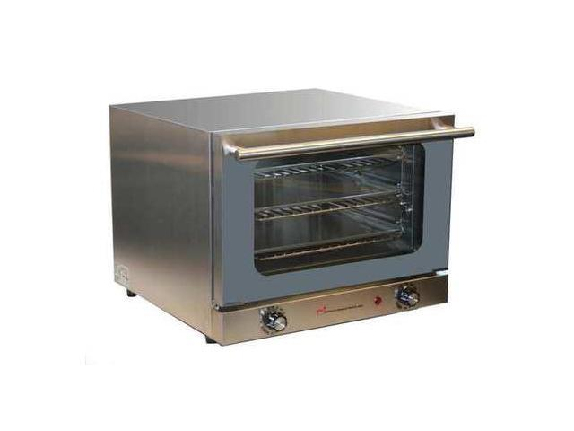 WISCO 00620001 Convection Oven,1/4 Sheet