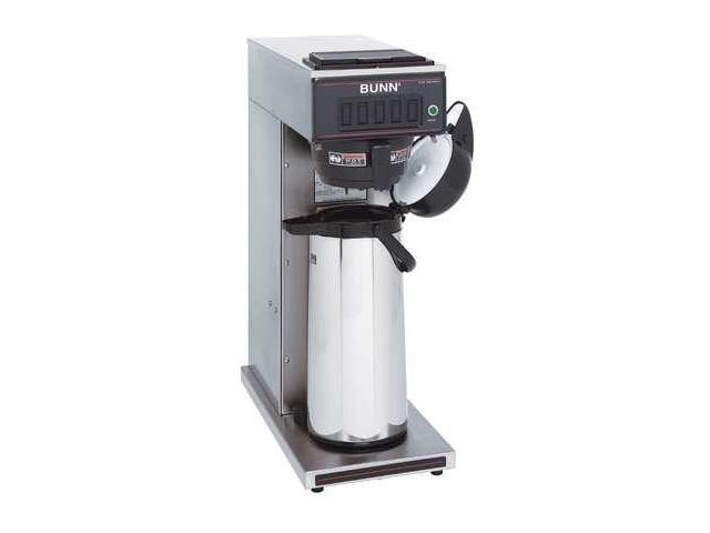 BUNN 23001.0000 Silver CW APS Commercial Pourover Airpot Coffee Brewer