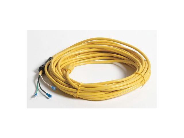 TENNANT 130219 Power Cord, 50 ft, Use w/4VDW1