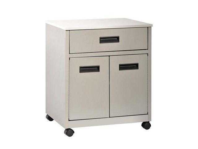 11C536 Computer Cart, Mobile, 293/4 H x 25 W