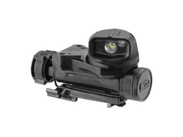 PETZL E90AHB N Headlamp, LED, 50 Lm, Black