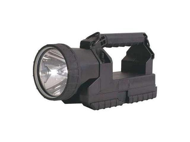 BRIGHT STAR 07651 Lantern, LED, 4 Cell, 91/2 in. L, Black