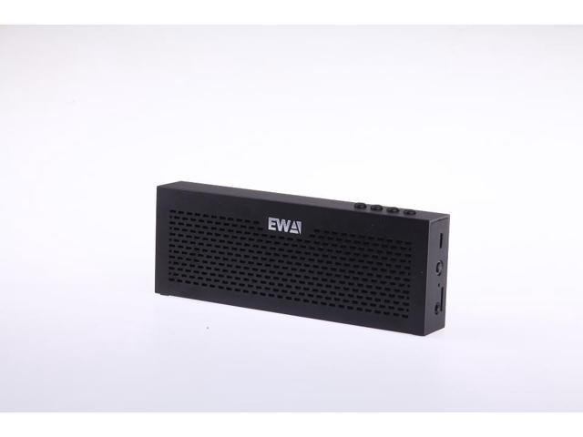 EWA? D503 Modre Portable Bluetooth Speaker, Alloy Steel Housing, Mini, Mobile, Rechargeable Bluetooth 2.1 Wireless Speaker, Built-in Mic, ...