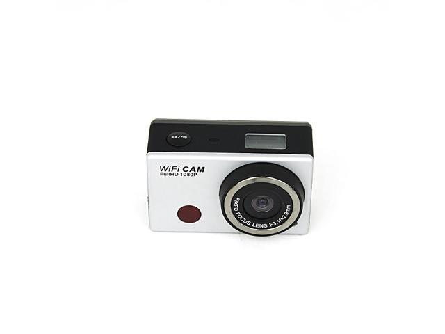 Waterproof Action Sport Camera F21 5.0MP Full HD 1080P CAM WiFi DV Camcorder WDV5000 Support Android IOS